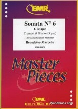 Marcello Benedetto - Sonata N°6 In G Major - Trumpet & Piano