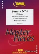 Vivaldi Antonio - Sonata N°6 In Bb Major - Trumpet & Piano