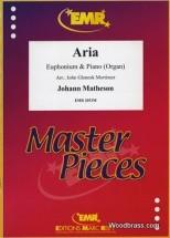 Matheson Johann - Aria - Euphonium & Piano