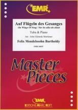 Mendelssohn Felix - Sur Les Ailes Du Chant - Tuba & Piano