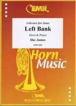 James Ifor - Left Bank - Horn & Piano