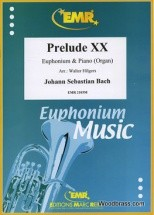 Bach J.s. - Prelude Xx - Euphonium & Piano