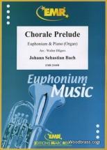 Bach J.s. - Chorale Prelude Ich Ruf Zu Dir - Euphonium & Piano