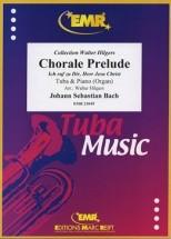 Bach J.s. - Chorale Prelude - Tuba & Piano