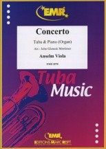 Viola Anselm - Concerto - Tuba & Piano