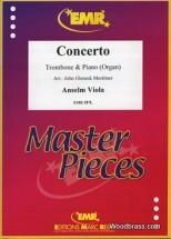 Viola Anselm - Concerto - Trombone & Piano