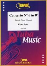 Bond Capel - Concerto N°6 - Tuba & Piano