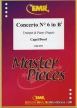 Bond Capel - Concerto N°6 In Bb - Trumpet & Piano