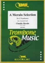 Merulo Claudio - A Merulo Selection - 4 Trombones
