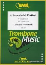 Frescobaldi Girolamo - A Frescobaldi Festival For Trombone Quartet