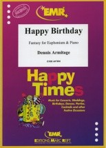 Armitage Dennis - Happy Birthday - Euphonium & Piano