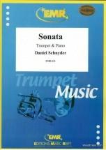 Schnyder Daniel - Sonata (1990) - Trompette & Piano