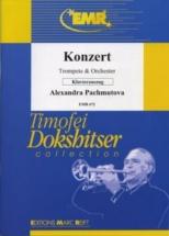 Pachmutova Alexandra - Concerto - Trompette and Piano