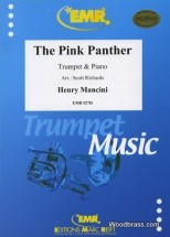 Mancini Henry - The Pink Panther - Trumpet & Piano
