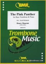 Mancini Henry - The Pink Panther - Bass Trombone & Piano