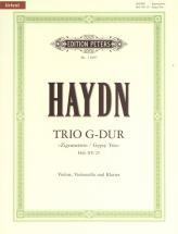 Haydn Joseph - Trio In G Hob. Xv/25 - Piano Trios