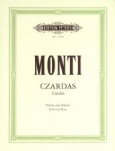 Monti Vittorio - Czardas - Violin And Piano