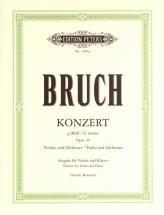 Bruch Max - Concerto No.1 In G Minor Op.26 - Violin And Piano
