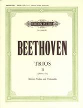 Beethoven Ludwig Van - Piano Trios, Complete Vol.1 (part 2) - Piano Trios