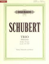 Schubert Franz - Piano Trio (notturno) Op.posth.148 (d.897) - Piano Trios