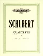 Schubert Franz - String Quartets.vol 1.2 - Violin, Viola And Cello
