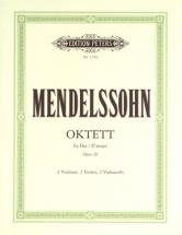 Mendelssohn Felix - Octet In E Flat Op.20 - String Octets