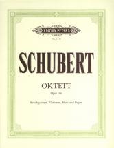 Schubert Franz - Octet In F Op.166 - Mixed Ensemble