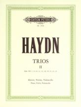 Haydn Franz Joseph - Piano Trios Vol 2 - Violin, Cello And Piano