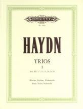 Haydn Joseph - Piano Trios, Complete Vol.1 - Piano Trios