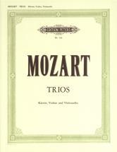 Mozart Wolfgang Amadeus - Piano Trios, Complete Edition - Piano Trios