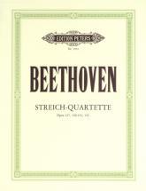 Beethoven Ludwig Van - String Quartets.vol.3 Op.127,130-133,135