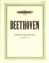 Beethoven Ludwig Van - String Quartets, Complete Vol.1 - String Quartets