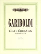 Gariboldi - 58 First Exercises - Flute