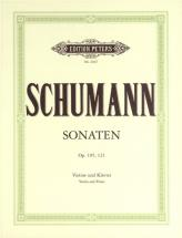 Schumann Robert - Sonatas In A Minor Op.105; D Minor Op.121 - Violin And Piano