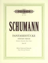 Schumann Robert - Fantasy Pieces Op.88 - Violin, Cello And Piano