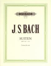 Bach Johann Sebastian - 6 Solo Suites Bwv 1007-1012 - Cello