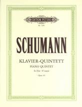 Schumann Robert - Piano Quintet In E Flat Op.44 - Piano Quintets