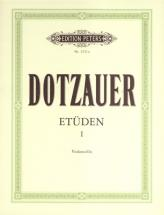 Dotzauer Friedrich - 60 Studies Vol.1 - Cello