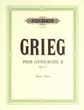 Grieg Edvard - Peer Gynt Suite No.2 Op.55  - Piano