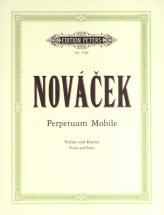 Novacek Ottokar - Perpetuum Mobile - Violin And Piano