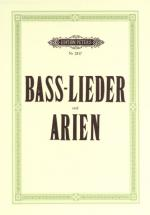 Bass Album - Voice And Piano (par 10 Minimum)