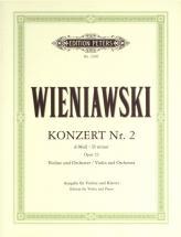 Wieniawski - Violin Concerto No.2 In D Minor Op.22 - Violin
