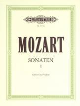 Mozart Wolfgang Amadeus - Violin Sonatas Vol 1