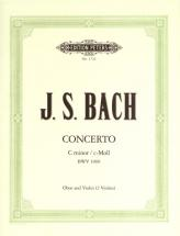 Bach Johann Sebastian - Concerto For Violin & Oboe - Oboe(s) And Other Instruments