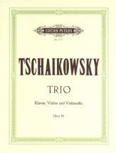 Tchaikovsky Pyotr Ilyich - Piano Trio In A Minor Op.50