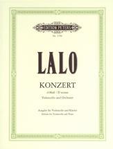 Lalo Edouard - Concerto In D Minor - Cello And Piano