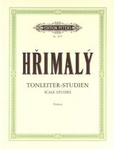 Hrimaly Johann - Scale Studies - Violin