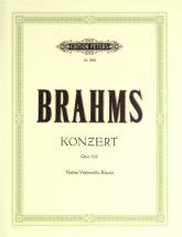 Brahms Johannes - Concerto For Violin, Violoncello & Orchestra Op.102 - Piano Trios