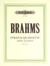 Brahms Johannes - Quartets Complete - String Quartet
