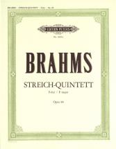 Brahms Johannes - String Quintet F Major Op.88